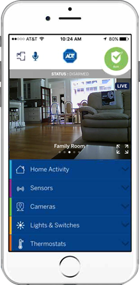 Adt Quote Gorgeous ADT Home Security System Chicago Chicago Security System Alarm