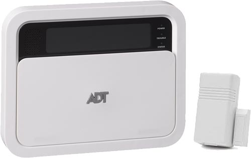 ADT security alarm